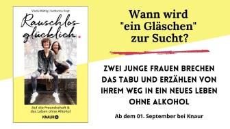 Ab dem 1. September bei Knaur