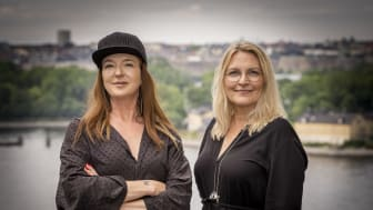 Sanna Gebeyehu, Concept & Product Owner at Stockholm Furniture & Light Fair and Chicie Lindgren, Business Area Manager Stockholm Design Events, are both excited about the upcoming fair in February 2022.