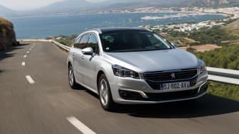 Peugeots försäljningskurvor pekar uppåt