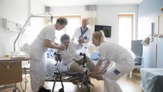 Ny avgiftsfri webbutbildning i palliativ vård