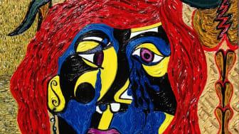 "Painting ""Heartbreak"""