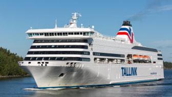 Tallink Grupp gör ändringar i färjetrafiken från september 2020
