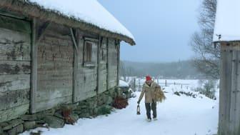 Jul i Äskhult, Halland