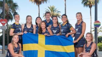 Det svenska damlandslaget är klar för semifinal i EM!