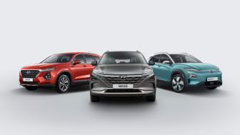 Hyundai på 2018 Geneva International Motor Show.