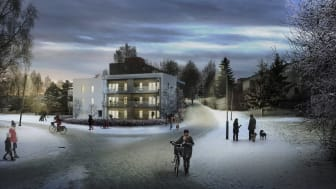 Slik blir boligene i Røahagan 1