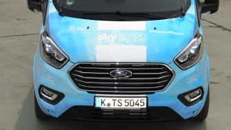 Ford Tourneo Custom Team Sky 2018  Tour de France