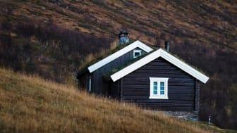 UTFORDRENDE: Økt strømbruk i norske hytter kan gi utfordringer for lokale strømnett.