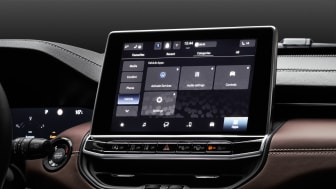 11.  New Jeep� Compass interior