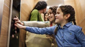 Hissen är en avgörande faktor vid köp av bostadsrätt