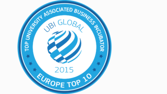 Chalmers Innovations inkubator utsedd till Europas #9 bästa företagsinkubator