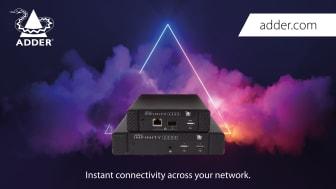 Adder Technology announces the new ADDERLink INFINITY 2102 (ALIF2102)