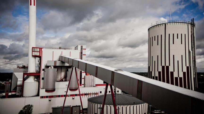 Fjärrvärme det billigaste uppvärmningsalternativet i Eskilstuna