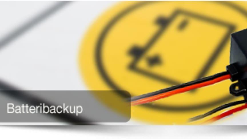 Backup för GSM