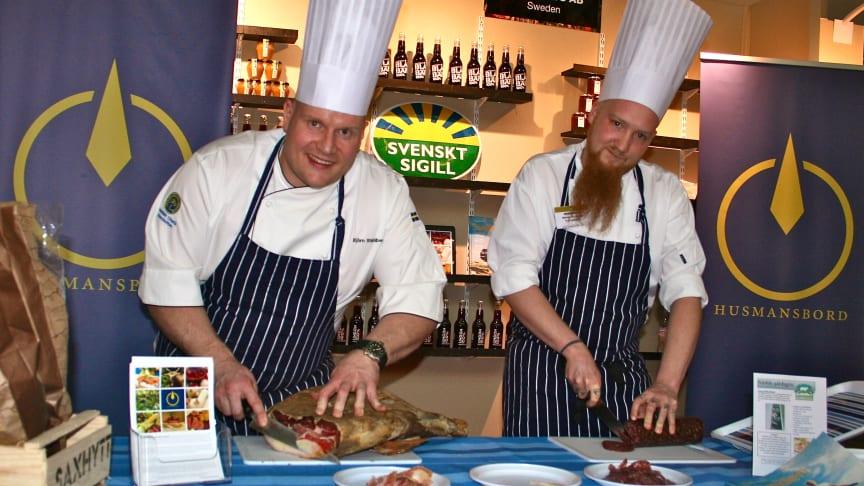 Internationella matkännare hyllar svensk mat