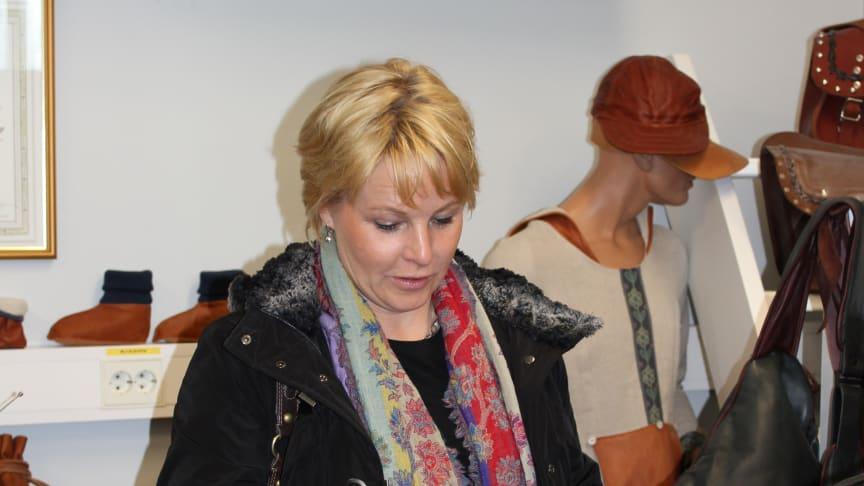 Työvoimaministeri vieraili Koulutus Nordilla