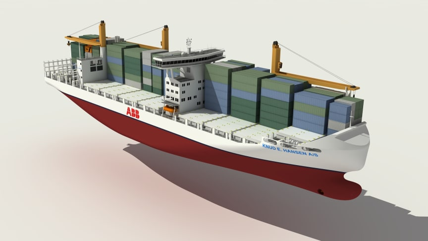 Cavotec and ABB team up to help cut ship's fuel consumption by up to a quarter