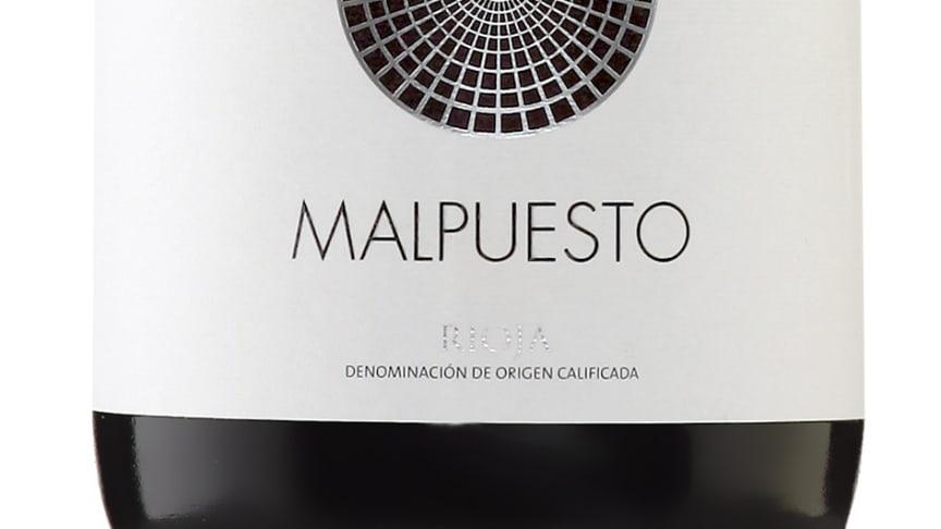 Exklusiv Rioja från galen vingård