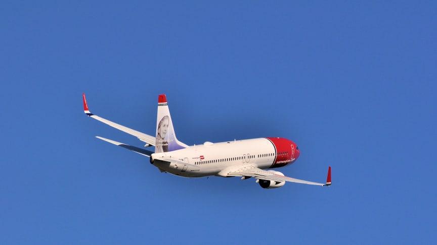Norwegian lanserar direktflyg till Vilnius