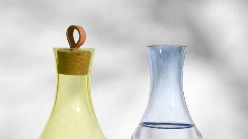 Vernissage på Elmia Recycling: Vackra ting av återvunna material