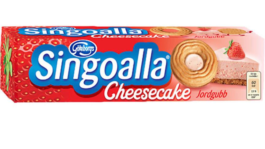 Singoalla presenterar: Världens snabbaste cheesecake