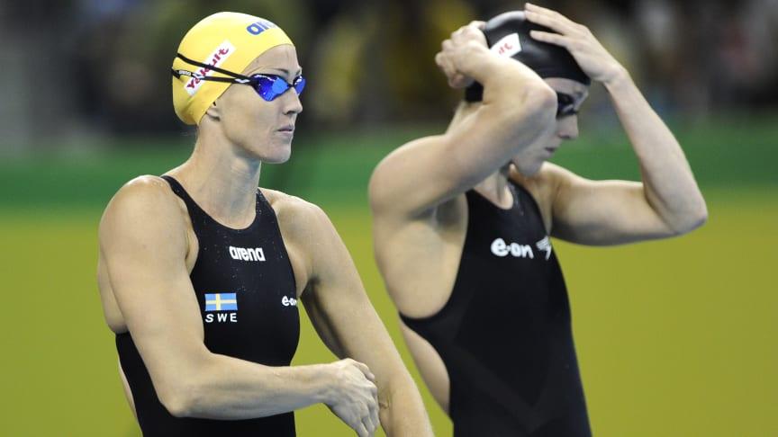 Välkommen till pressträff Fredagen den 14 oktober 2011 kl. 15.00 inför World Cup i simning
