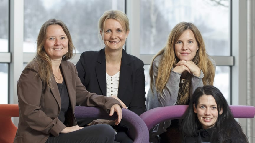 Kvint lockar tolv kvinnliga innovatörer och kickar igång på Internationella kvinnodagen