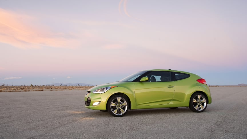 Hyundai i U.S.A. øker salgsmålene sine for 2011
