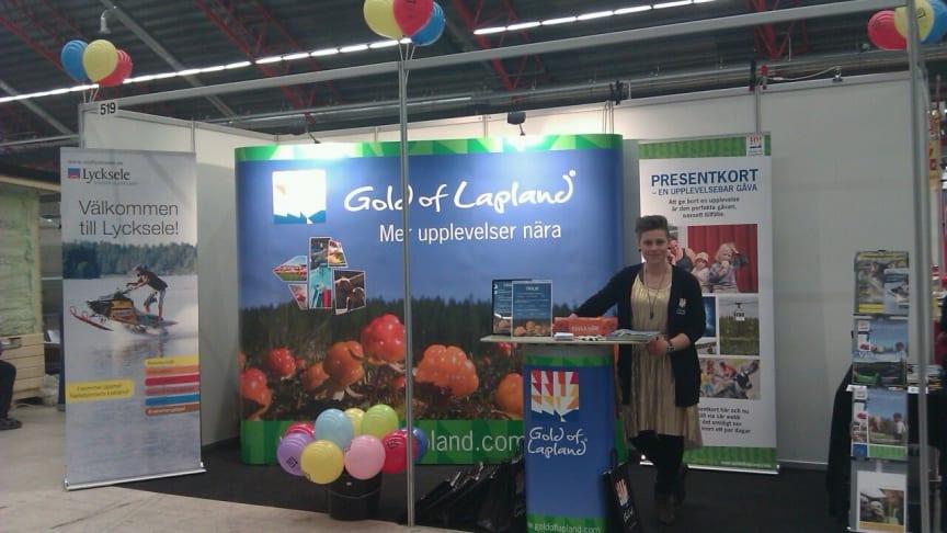 Gold of Lapland bjuder på guldkorn och guldglans under årets vårmässor!