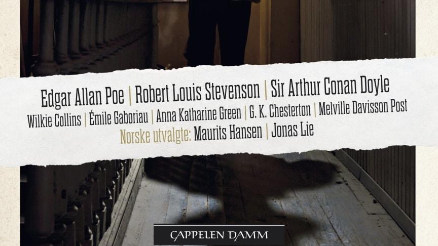 Lahlums utvalgte noveller fra krimlitteraturens pionerer