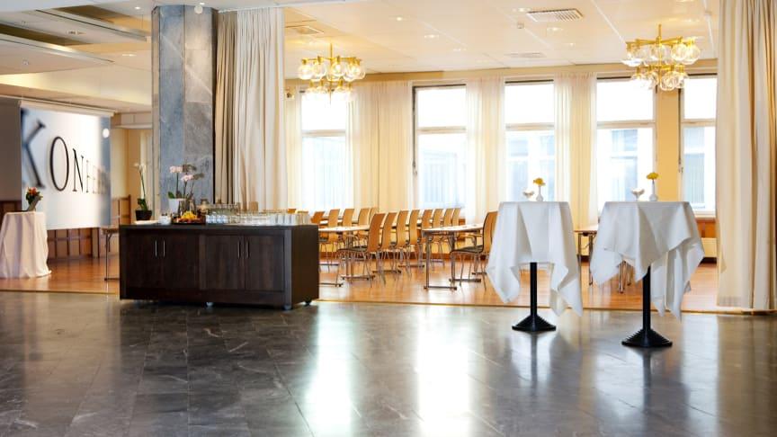 Inbjudan - presslunch med Bicky Chakraborty på Elite Palace Hotel 14 oktober