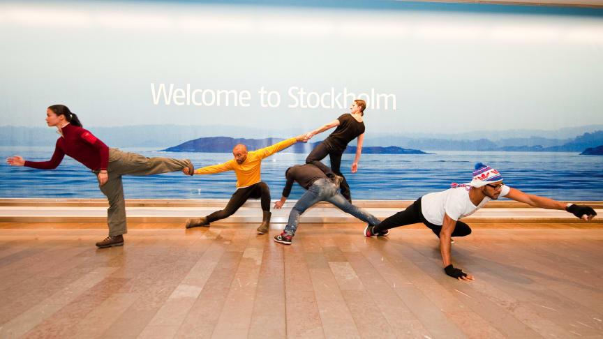 Se Cullbergbaletten på Arlanda