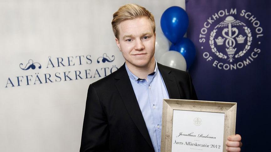 Årets Affärskreatör vinner plats vid Handelshögskolan