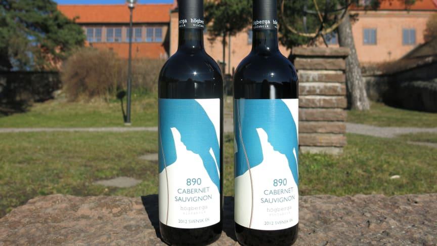 Premiär för årgång 2012 av 8.90 från Högberga Vinfabrik