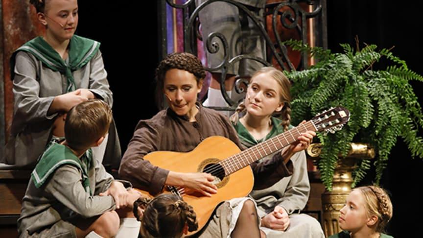 """Efterlängtad nypremiär på Lisebergsteatern för familjemusikalen """"The Sound Of Music"""" i höst!"""