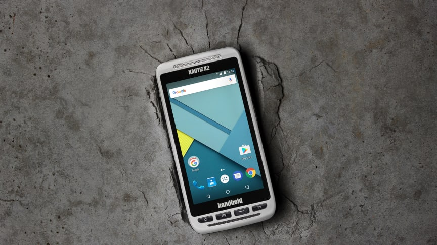 The Nautiz X2 is an all-in-one mobile computer that can handle all the tasks of a day's work, with built-in ruggedness.