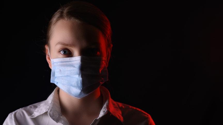 - Advarer mot farlig smittevernutstyr