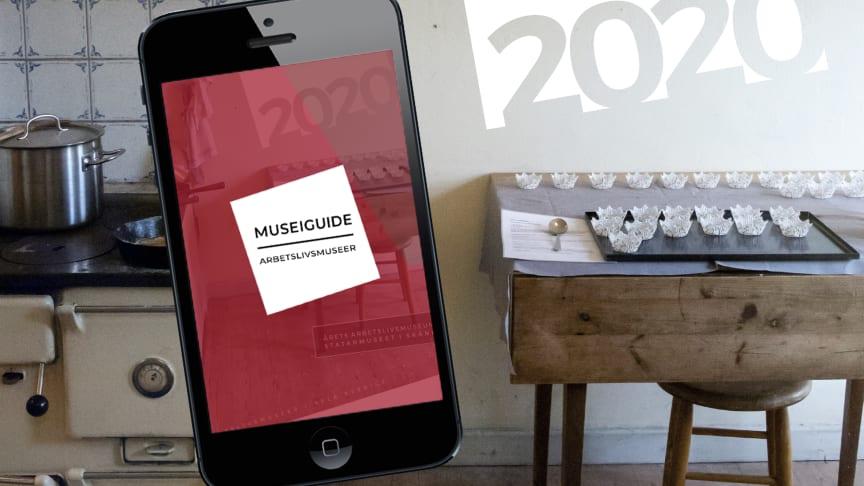 I appen Museiguide presenteras närmare 500 arbetslivsmuseer runt om i Sverige.