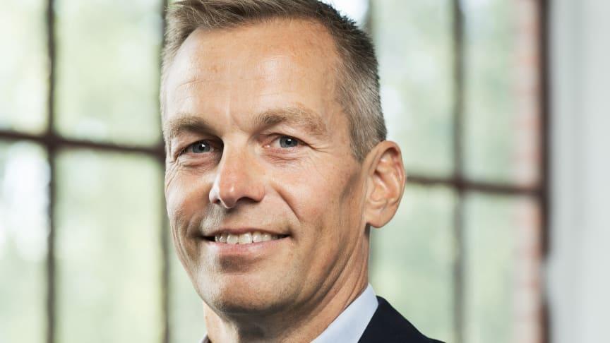 Jesper Johansson. Fotograf: Andreas Hyltén