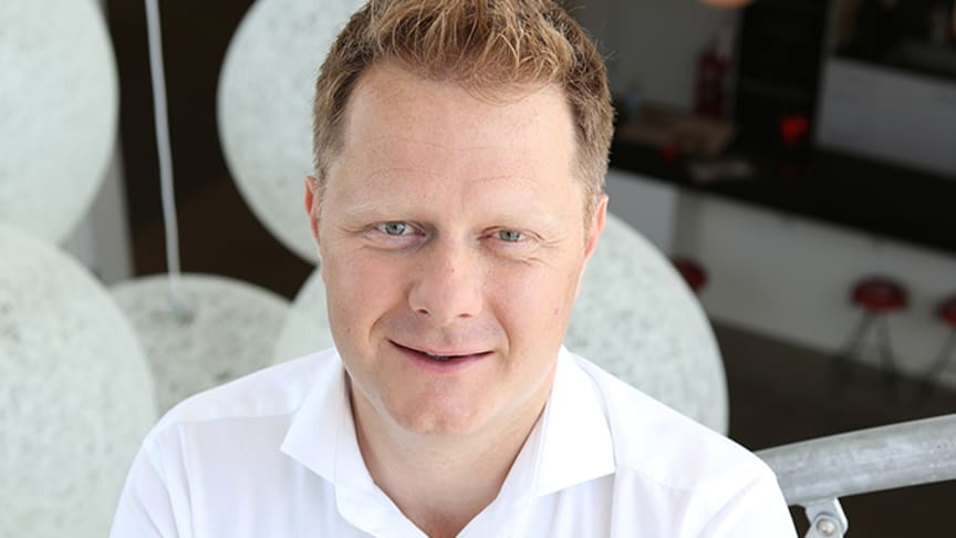 Jonathan Bean leaves Mynewsdesk after ten years and moves on to CLX Communications
