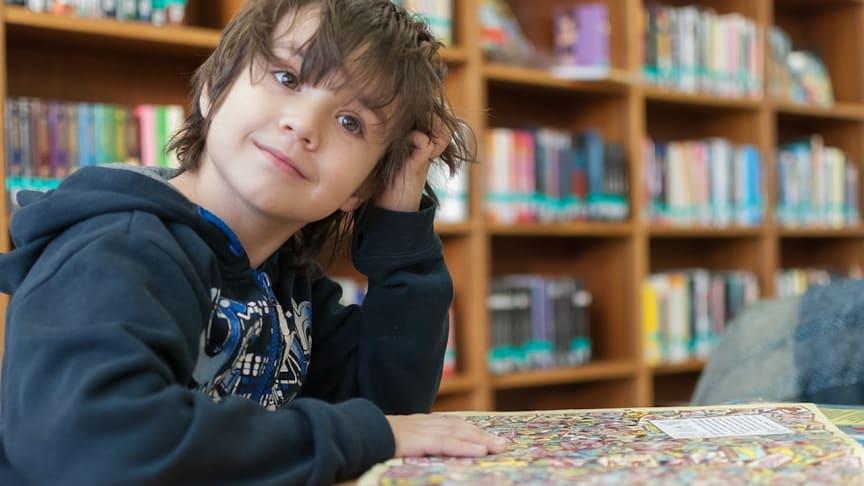 Ny reviderad biblioteksplan på gång i Lindesbergs kommun