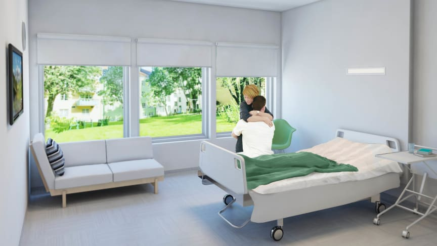 Fagerhult prescribes better lighting in care and launches Eira and MultiFive Medical