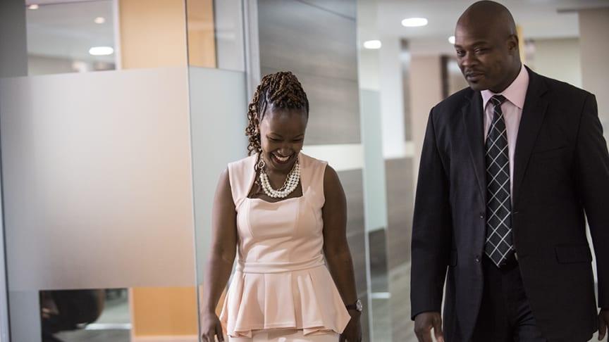 Ytterligare insatser för att stärka stödet till afrikanska företag