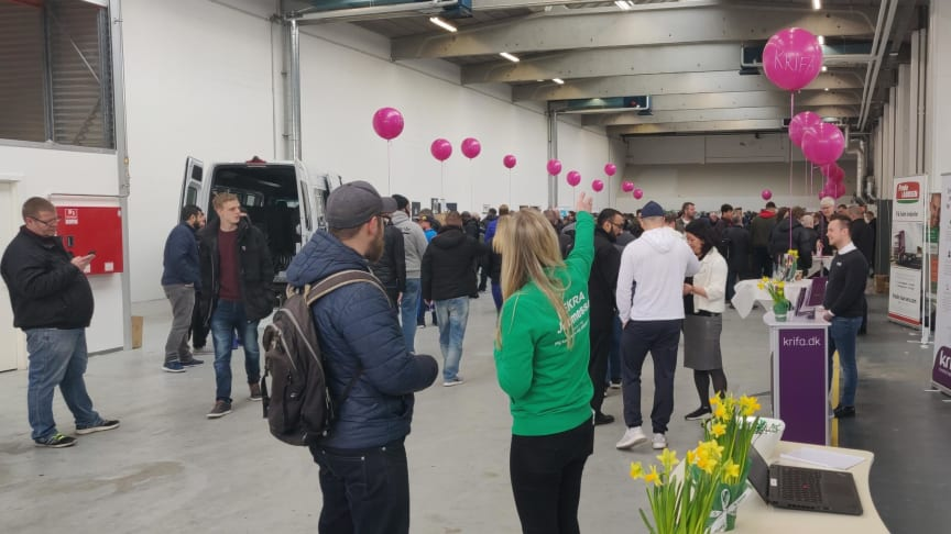 Jobmesse i Brøndby