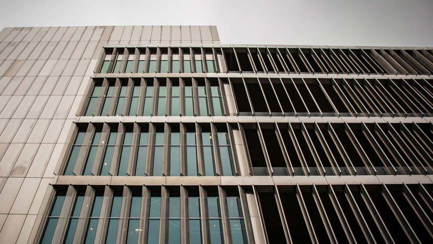 Plåtpriset 2020 till nya akutvårdsmottagningen vid Danderyds sjukhus