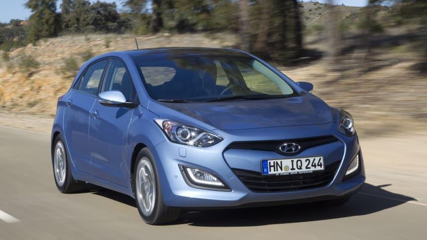 Ny Hyundai i30 fra 200.000