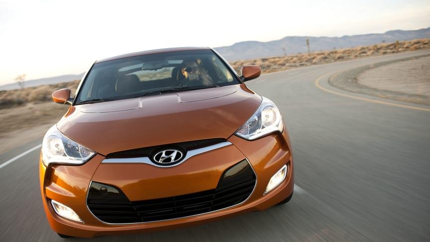 Hyundais sportskupe til Europa