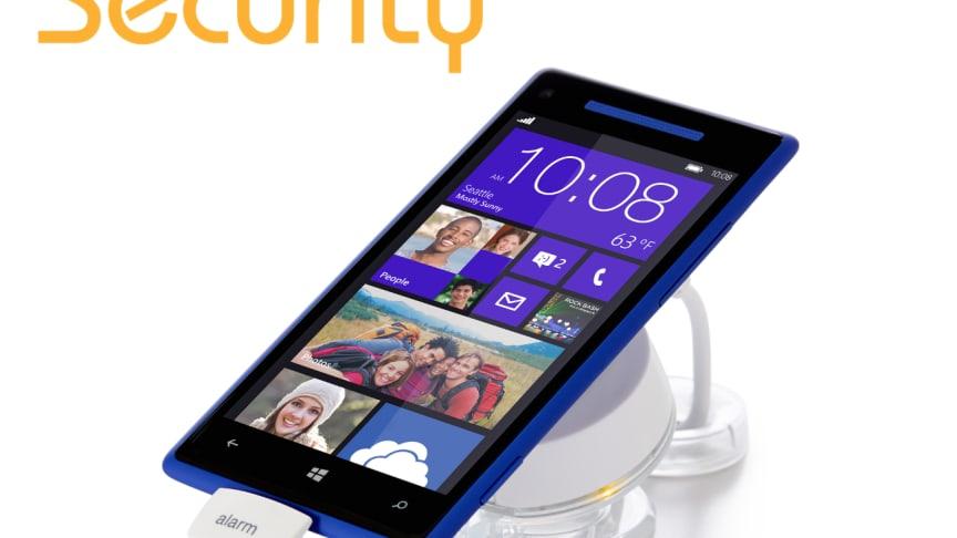 Varularm för smartphones, kameror och tablets från Gate Security