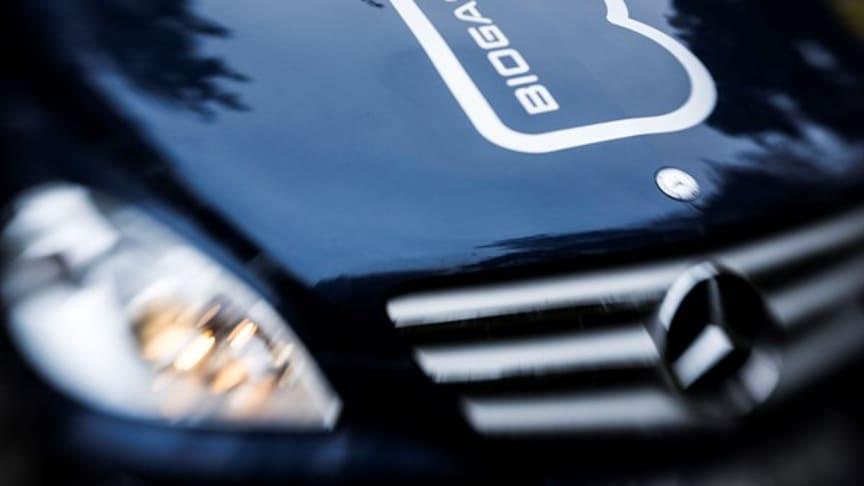 Hur farliga är avgaserna från biogasbilar?