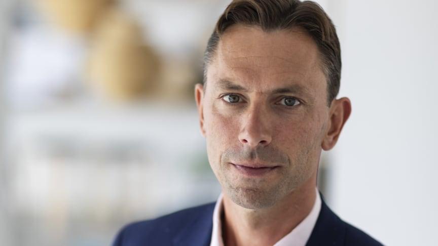 Magnus Molin blir ny VD för Einar Mattsson Fastighetsförvaltning AB